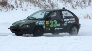 Colin McRae - Bubber to Ice Race #1, #3, #6 Winner