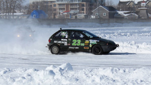 Colin Mckee - Rubber to Ice Race #2, #5 Winner