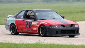 Bill Langner - Sedan STU Class - Saturday Race #1 Winner