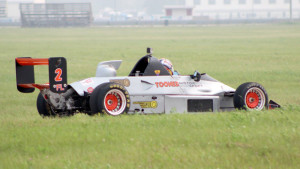 Don Phillipow - Open Wheel Formula Libre Class - Saturday Race #3 Winner