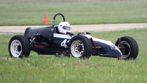 Wayne Shellekens - Open Wheel Formula V Class - Saturday Race #1, #2 Winner