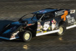 Scott Greer - WISSOTA Modified feature winner - Val Catellier photo