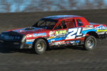 Art Linert - WISSOTA Street Stock feature winner - Val Catellier photo