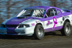Les McRae - Pure Stock feature winner - Val Catellier photo